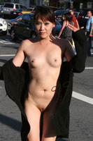 Extra full public nudity in San Francisco beautiful young girl nudeinsf spread pussy ass tits