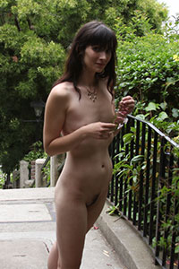 Juliette full public nudity in San Francisco beautiful young girl nudeinsf spread pussy ass tits