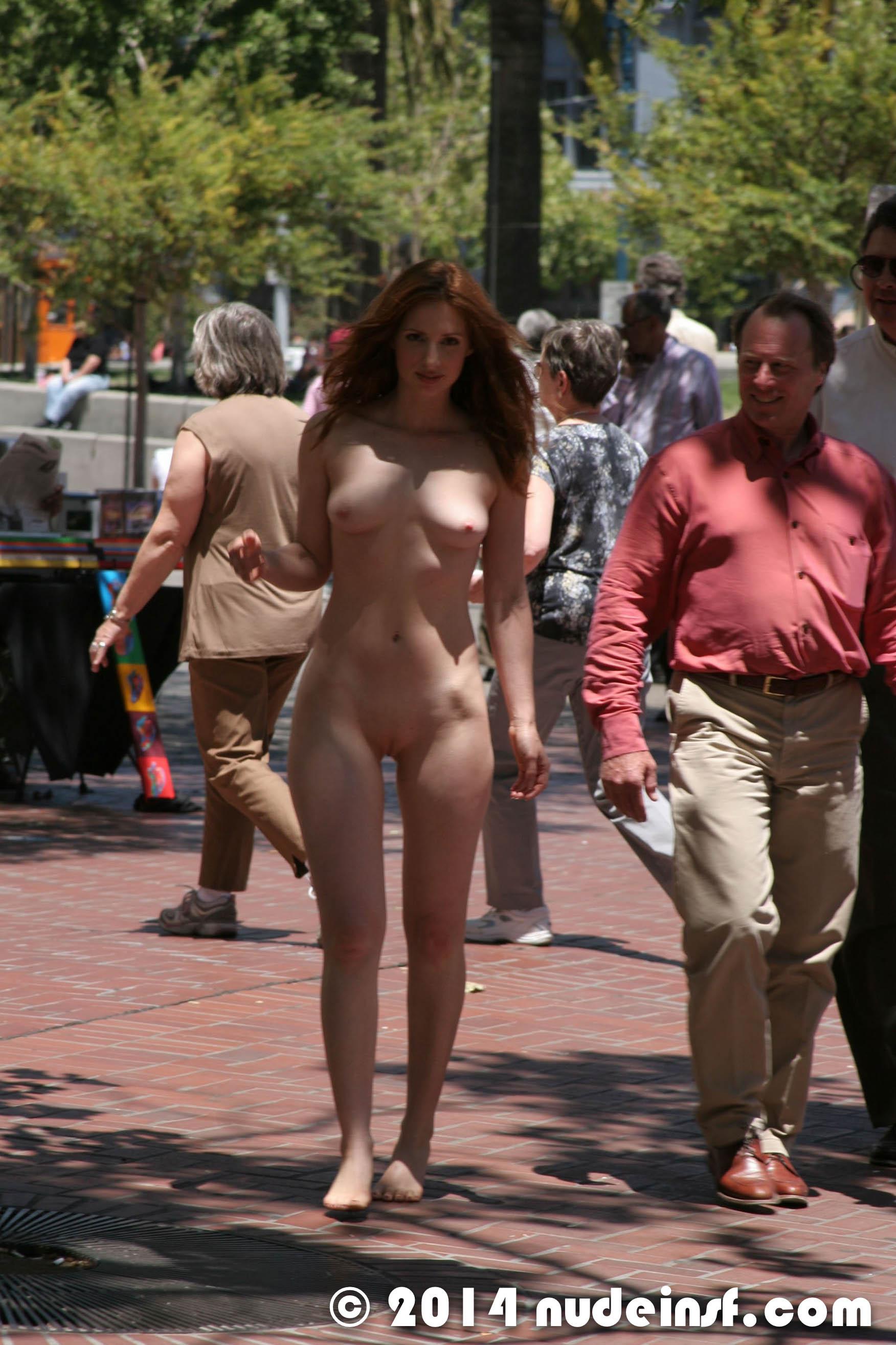 Not Girls public nudity flashing