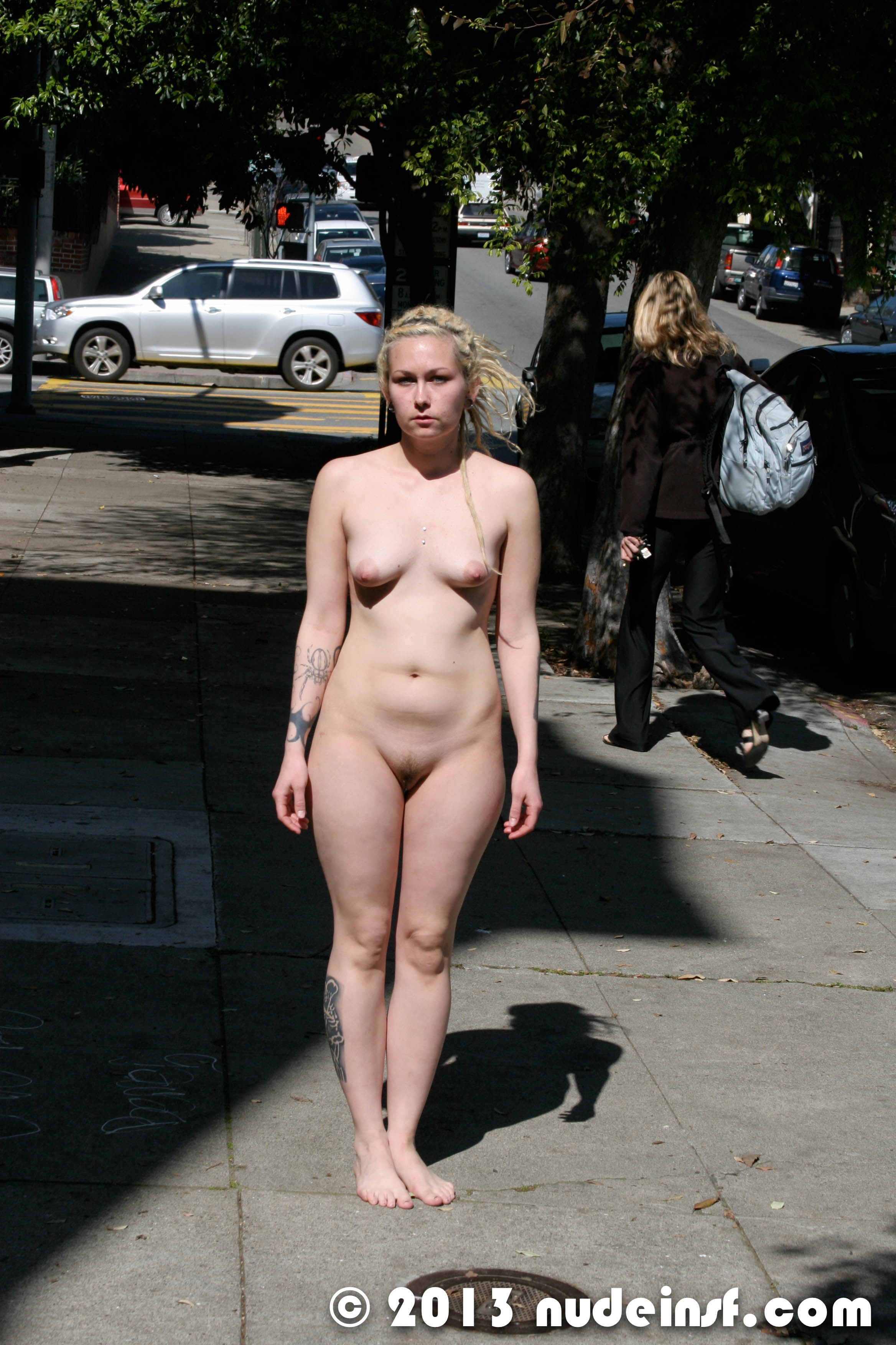 San francisco nude shows