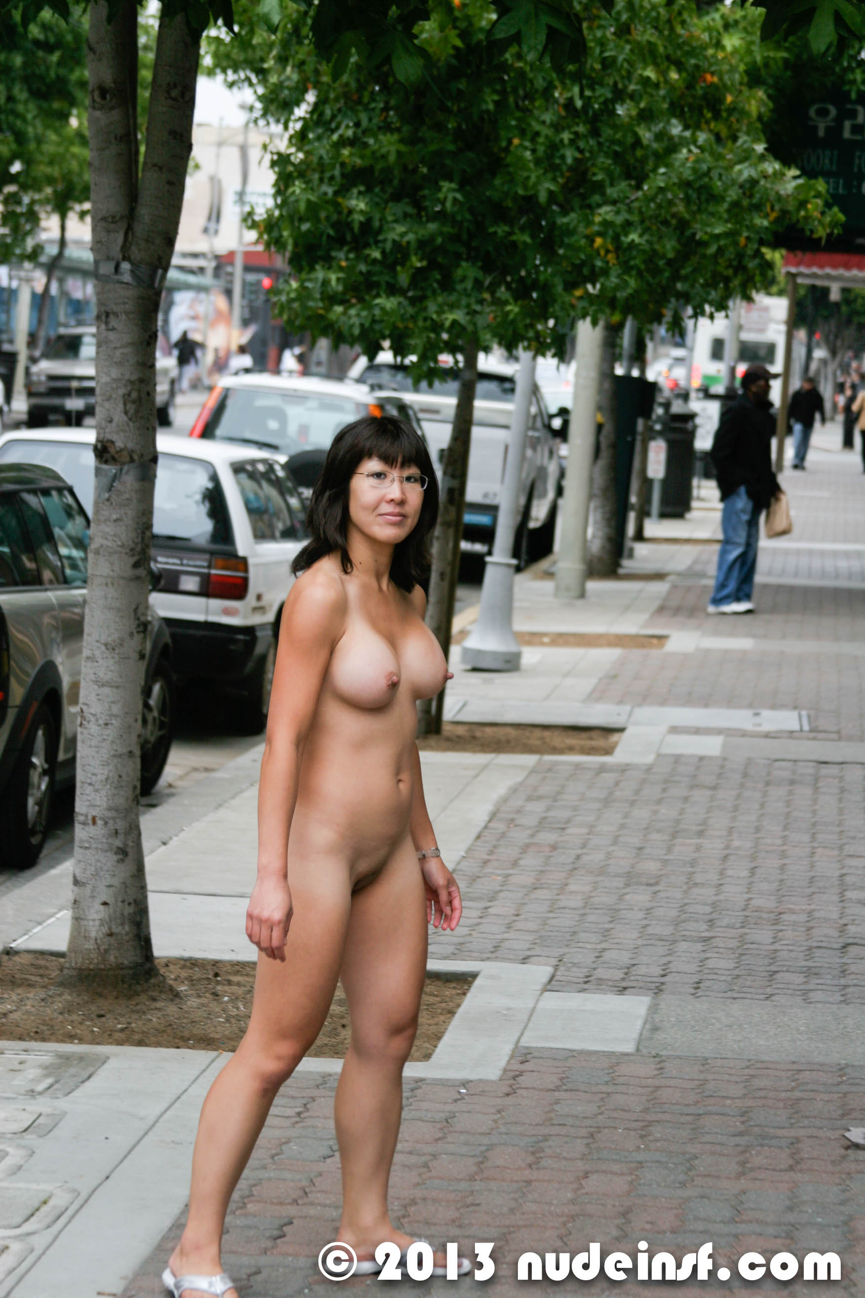 Think, Free nude walk in public pic